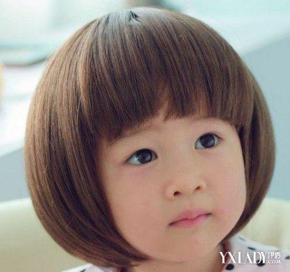 【图】小短发时尚大全女生发型4种高潮小女孩图片达到如何女童图片