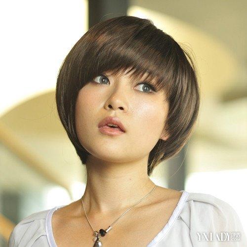 【图】发型短发发型2018女潮流时尚短发可爱奥德赛ace图片图片