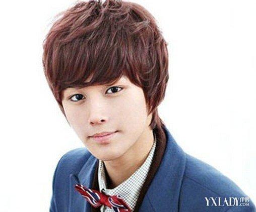 【图】青少年男生发型名称 时尚韩系学生发型让你尽显图片