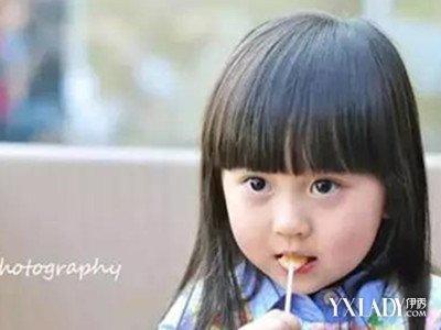 【图】小孩扎头发发型盘点 四种超萌发型尽显可爱图片