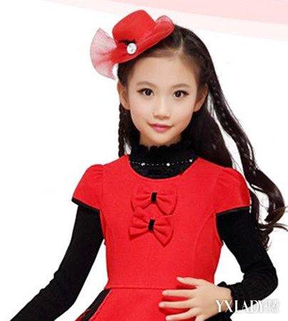 【图】幼儿发型绑扎方法 四款扎发打造甜美小公主