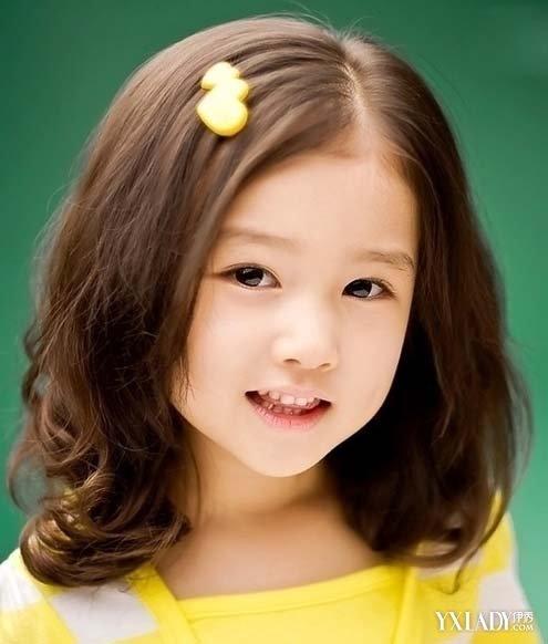7岁女孩超短发型 7款超萌的小女孩短发发型