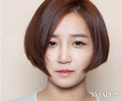【图】短头发发型图片女2015款 五款发型迅速提升颜值图片