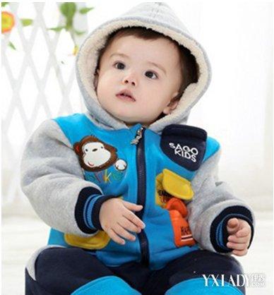 【图】婴儿婴儿发型男烫发帅气小潮宝_图片发自动打造水图片