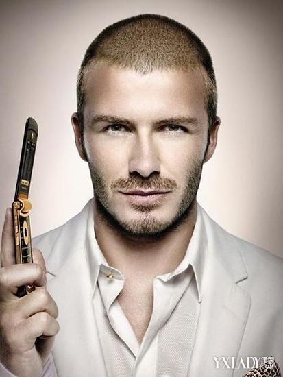 男生硬质头发发型 5款造型时尚个性图片