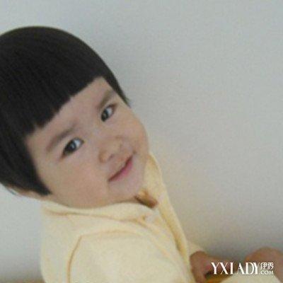 【图】四款西瓜头发型图片男童