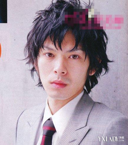 【图】日系艺术家发型男图片 几款发型让你艺术气质倍增