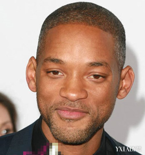 黑人短发发型男图片 几种发型彰显你阳刚男人的魅力图片