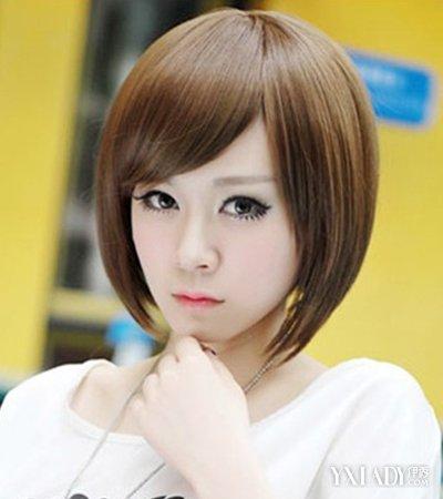 【图】韩版娃娃头发型图片介绍 超人气娃娃头彰显不同