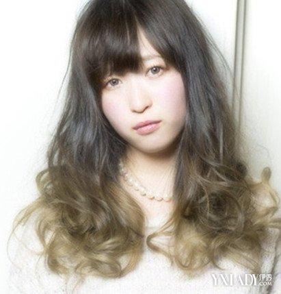【图】亚麻染灰色女生头发3种发型教你百搭又查染发烫发膏图片