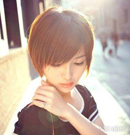 【图】短发女生头像森系
