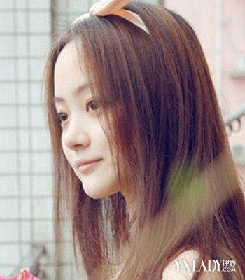 中分中长发发型图片直发欣赏 凸显成熟温婉的女性气质图片