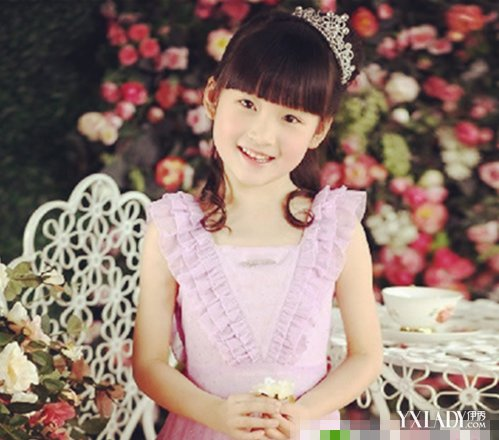 【图】漂亮的女生发型图片几款宝宝让你家宝韩国短头发图片大全大全图片发型图片