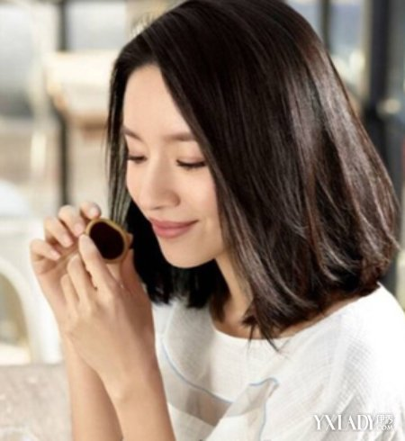 【图】韩版齐肩膀短发发型推荐 简单时尚最潮流 (450x490)