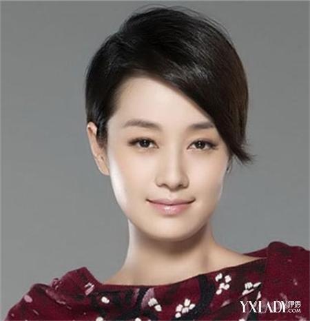 【图】马伊俐辣妈发型盘点 依然偏爱短发图片