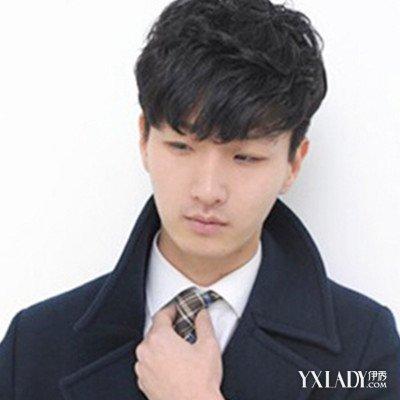 【图】男生卷刘海发型迷人吗_发型设计图片