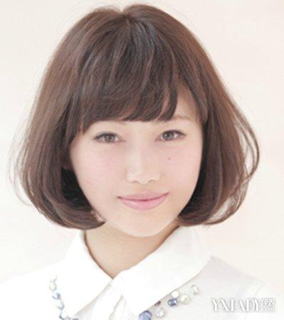 【图】圆脸盖头青春发型短发头像适合夏日清灵动青少年的qq图片图片