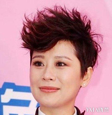 2006年韩国颁奖典礼【图】女生短发飞机头发型图片演艺时尚中性美1994年最低限度之消防裝置及設備守則