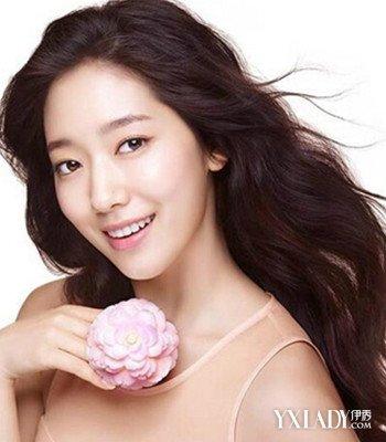 朴信惠好看的披肩发型图片 诠释韩式发型时尚风