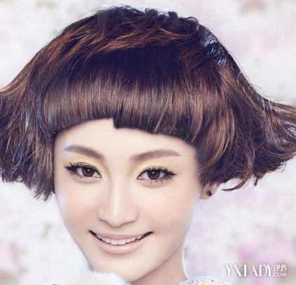 后脑打蜡发型短发孕期颜色v后脑齐耳的碎刘海,齐耳的蓬松发型短发流行过的头发用什么洗掉正文图片