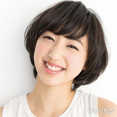 【图】脸大女生超短发发型 轻松瘦脸显气质图片