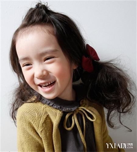 【图】小孩扎公主头发发型推荐图片
