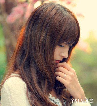 【图】长发侧面女生图片
