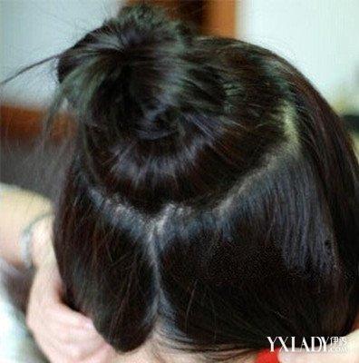 【图】韩式发型包发教程图解