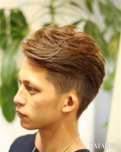 【图】后脑勺的发型男图片欣赏 4种类型让你选择佳款式图片
