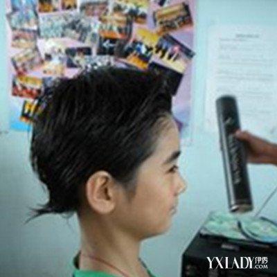 儿童拉丁舞发型图片大全 可爱简单发型技巧