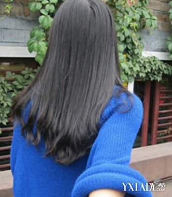 【图】女生中长直发背影盘点 甜美可爱小清新图片