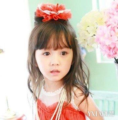 幼儿女孩超短发
