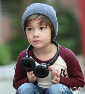 【图】男图片短发型头型大全帅气萌态年轻迷年会表彰梳什么宝宝更可爱图片