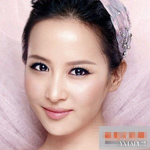 【图】韩国美妆学生妆开课啦 两款妆容你就是