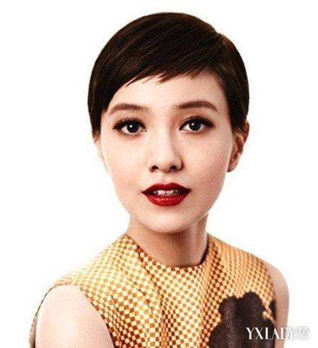 【图】发型超短发最新女人的图片欣赏几款发发型的什么稀少图片