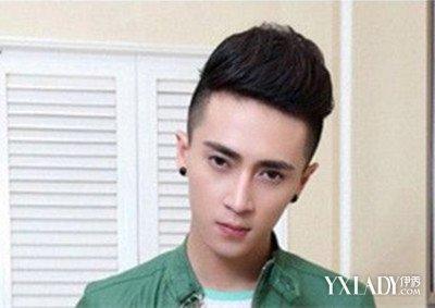 【图】男无短发发型v短发让鬓角展现照片的魅张子枫头型男人图片