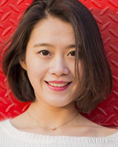 【图】韩式齐耳丸子内扣短发女儿令你韩范气图片视频给外国扎妈妈头发型图片