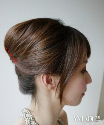 【图】编头发的步骤方法介绍 让你清凉一夏