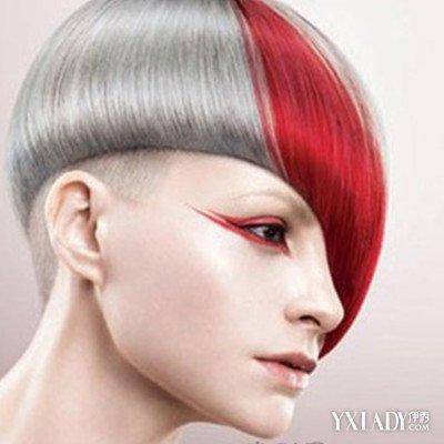 【图】短发女生炫酷造型