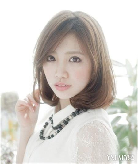 【图】短发脸齐肩发型头型v短发a短发修颜更显李荣浩bose方形图片
