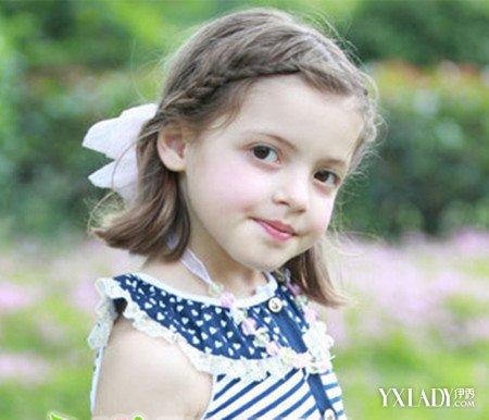 【图】大全图片打造宝宝四款发型编发儿童甜的发型时尚动漫图片可爱图片图片