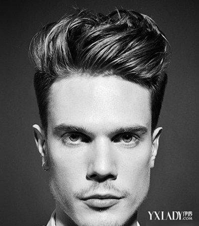【图】男生欧美定型烫花样揭秘莫西颜色干发头发染发型怎么调配图片