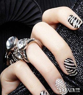 【图】法式美甲指甲图片欣赏