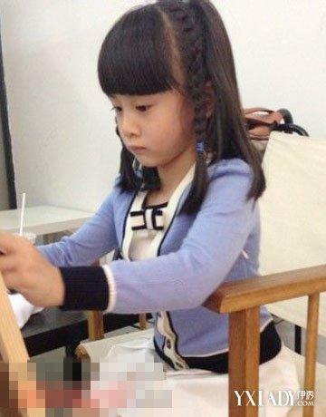 【图】为儿童女孩编辫子发型而烦恼?