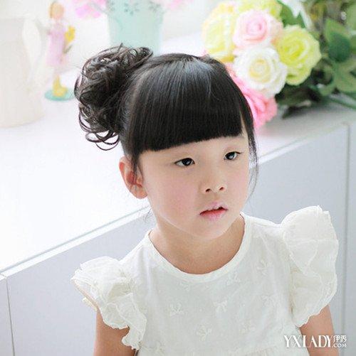 【图】小女孩宝宝刘海发型图片