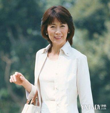 女人八十岁�:�y��z`/9d%_五十岁女人气质发型 9种不同款式任你选