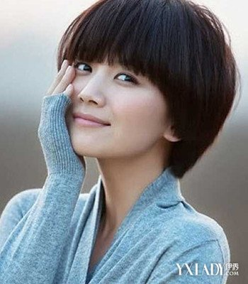【图】女生超短齐刘海短发发型 4款不同风格发型任你选