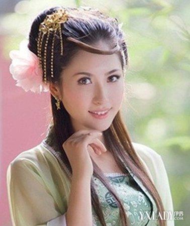 【图】古装女发型图片介绍 打造唯美古装美女气质