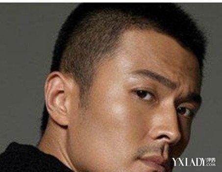 【图】潮流平头发型图片鉴赏 彰显男性魅力图片