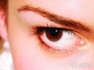 【图】眼睛的面相性格分析